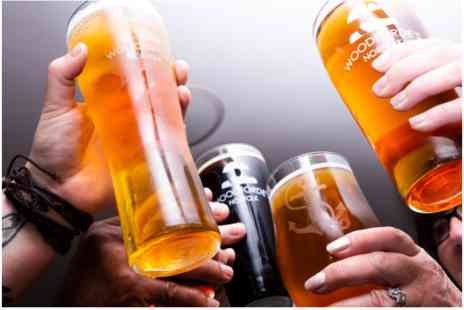 Virgin Experience Days - Woodfordes Brewery Mixed Case of 12 Craft Beers - Save 0%