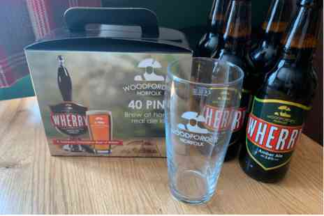 Virgin Experience Days - Woodfordes Brewery Home Beer Brewing Kit - Save 0%