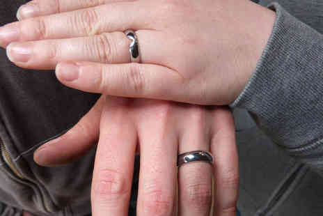 Oldfield Forge - Five hour couples hand forged ring making experience - Save 42%