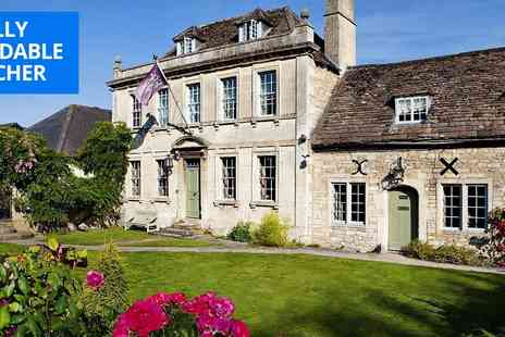 The Moonraker Hotel - Two nights Wiltshire manor stay with dinner - Save 43%