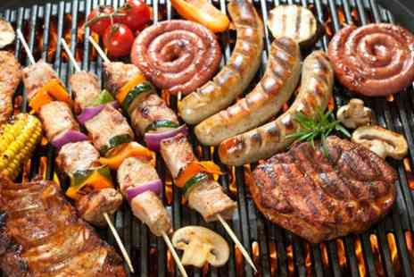PJ Quality Meats - Regular or Large Barbecue Meat Pack - Save 28%