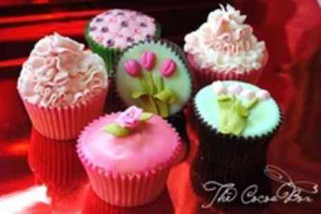 The Cocoa Box - Cupcake Decorating Workshop - Save 53%