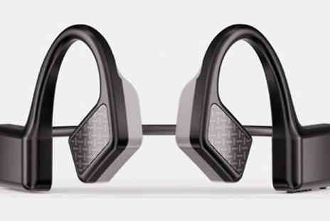 CN Direct Biz - Open Ear Bone Conduction Headphones - Save 67%