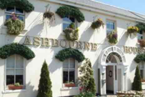 Ashbourne House Hotel - In County Meath Two Night Stay For Two With Three Course Dinner and Breakfast - Save 65%
