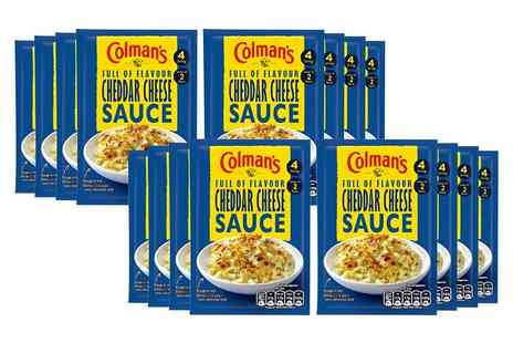 Avant Garde - 16 pack of Colemans 40g sauce mix - Save 0%