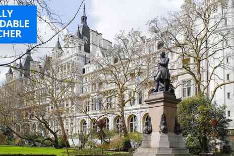 The Royal Horseguards - Five star stay at majestic London hotel - Save 44%