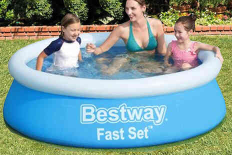Direct 2 public - 6ft Inflatable Pool - Save 78%