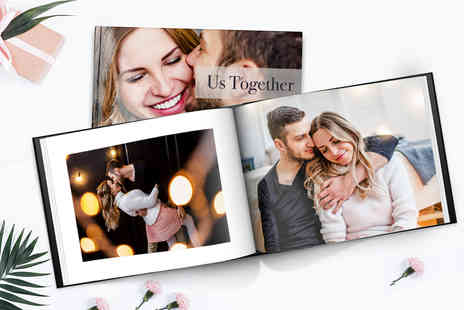 Printerpix - One 30 page A5 hardback photo book - Save 0%