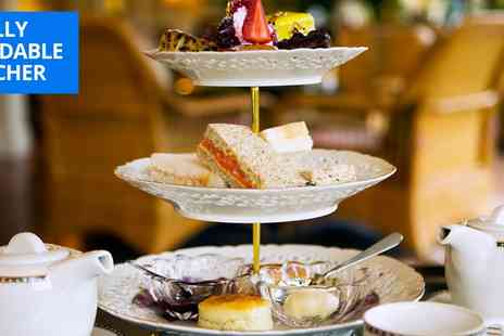 The Lairgate in Beverley - Afternoon tea for 2 in East Yorkshire - Save 0%