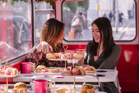 Brigits Bakery - Child weekday ticket for a London bus tour - Save 0%