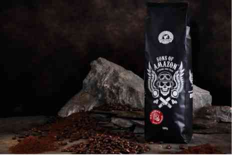 The Sons of Amazon - The UK Strongest Coffee - Save 0%