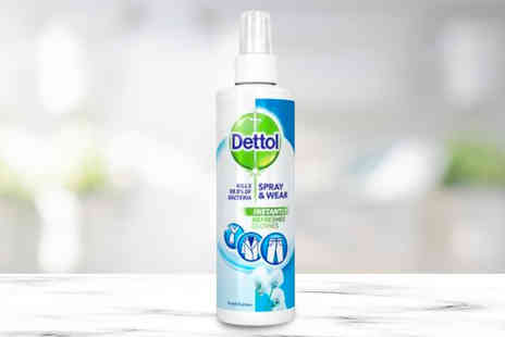 Trojan Electronics 2018 - One Dettol Spray and Wear 250ml fabric spray - Save 0%