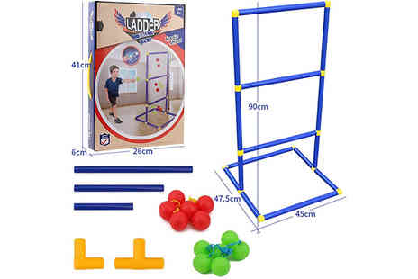 Magic Trend - Kids Ladder Golf Throwing Lawn Game - Save 58%