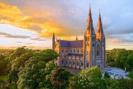 Armagh City Hotel - Overnight stay for two people with breakfast - Save 40%