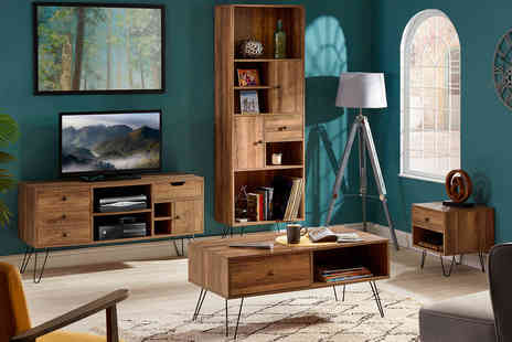 CJ Offers - Side table, Coffee table, Bookshelf or TV stand - Save 70%