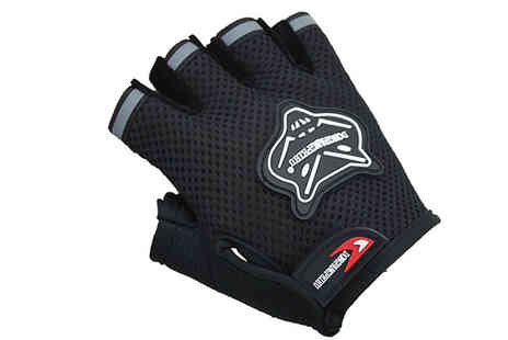 Spezzee - Half Finger Cycling Gloves 4 Colours - Save 43%