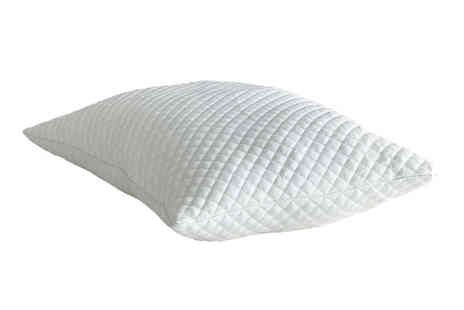 Direct Warehouse - Pack of two quilted pillows - Save 67%