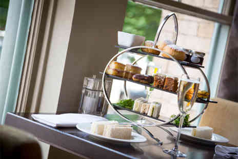 Townhouse Hotel Manchester - Traditional afternoon tea for two - Save 57%