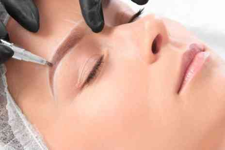 Lida Hair & Beauty Salon - Eyebrow Microblading - Save 60%