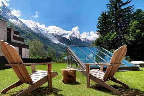 Chalet Hotel Le Prieure - Lavish Chalet in the Heart of the Alps - Save 46%