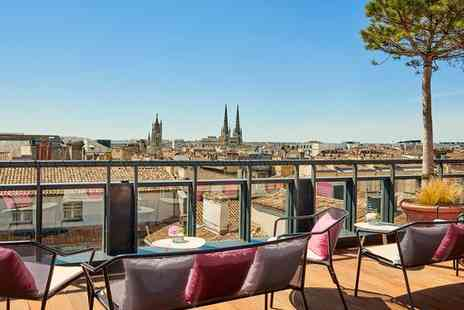 InterContinental Bordeaux - Stylish City Centre Hotel with Michelin Starred Restaurant for two - Save 59%
