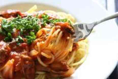 Papa Tonys - Pizza or pasta dish for two people from from the la carte menu - Save 61%
