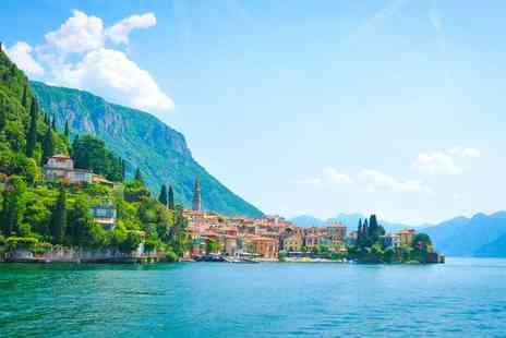 Weekender Breaks - Two nights Lake Como break with return flights - Save 51%