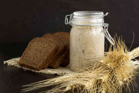Freshly Fermented - Organic sourdough starter kit - Save 25%