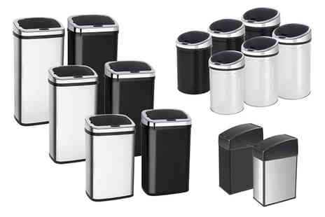Direct Sourcing - 3L automatic sensor bin help keep your home clean - Save 0%