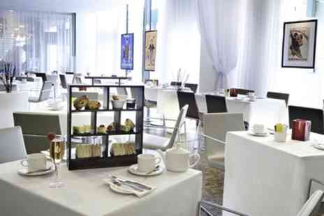 PIMA Bar - Afternoon Tea with Optional Bubbly - Save 38%