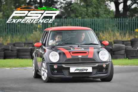 PSR Experience - 30 mini young driver driving lesson - Save 68%