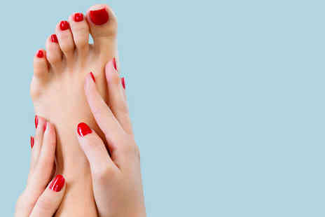 Allure Medispa & Laser Clinic - Fungal nail laser treatment on one foot or one hand - Save 91%