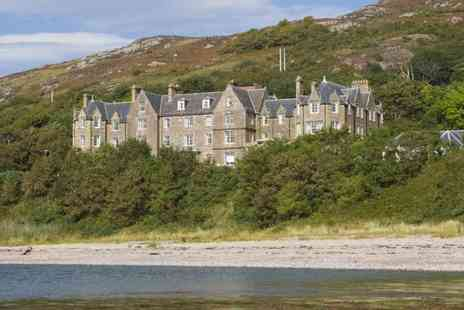 The Gairloch Hotel - Overnight stay for two people with breakfast - Save 0%