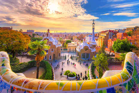 Weekender Breaks - Four Star Two nights Barcelona break with flights - Save 52%