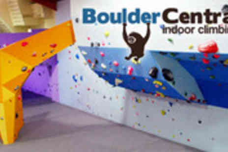 Boulder Central - Climbing lesson - Save 60%