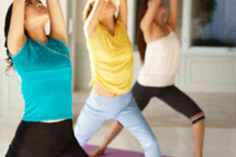 Yoga Newcastle - Six Yoga Classes - Save 63%