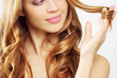 VIP The Salon - Haircut, Conditioning Treatment, and Highlights - Save 55%