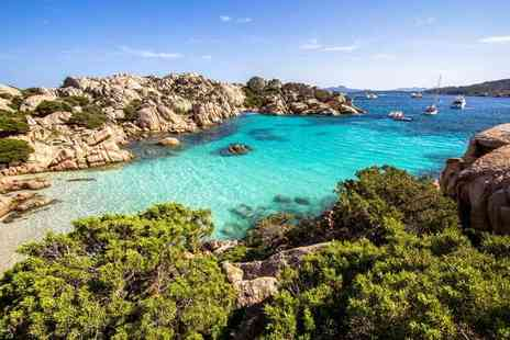 Weekender Breaks - Three nights Sardinia, Italy hotel stay with breakfast - Save 45%