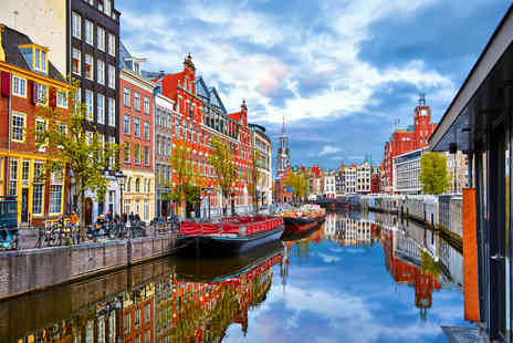 Just Coach Travel - Luxury coach return day trip to Amsterdam for one person - Save 50%