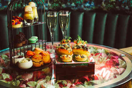 Leila Lilys - Traditional afternoon tea for two - Save 52%