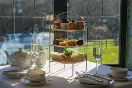 Lythe Hill Hotel - Afternoon Tea with Optional Glass of Prosecco - Save 12%