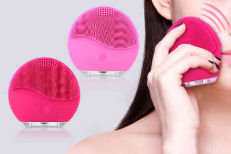 hey4beauty - Electronic facial cleanser - Save 63%