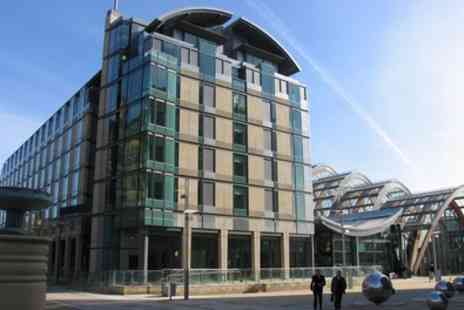 Mercure St Pauls Hotel And Spa Sheffield - Standard Double Room stay - Save 10%