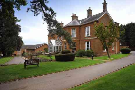 Sedgebrook Hall - Overnight Northampton break for two people with breakfast - Save 49%