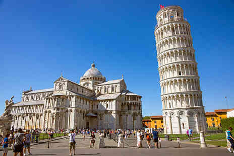 Weekender Breaks - Two nights Pisa break with breakfast - Save 41%