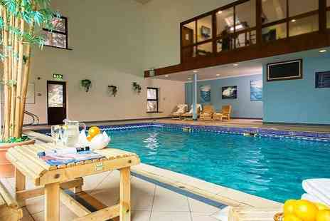Oranmore Lodge Hotel - Overnight stay for two people with breakfast - Save 0%