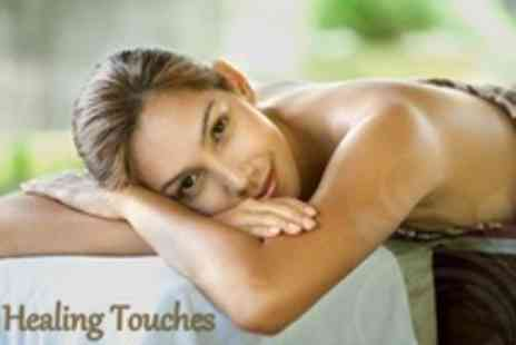 Healing Touches - One Hour Full Body Ayurvedic Massage Plus Steam Treatment and Full Consultation - Save 60%