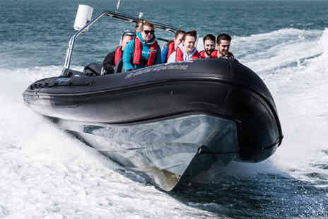 Seadogz - 60 minute extreme RIB boating experience - Save 60%