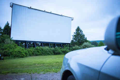 The Drive In Cinema - One car admission to a choice of drive in cinema movie - Save 31%