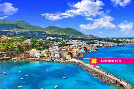 Weekender Breaks - Three nights Ischia, Italy break with breakfast - Save 27%